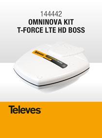 ΠΟΛΥΚΑΤΕΥΘΥΝΤΙΚΗ και COMPACT. Η ΝΕΑ 144442 OMNINOVA KIT T-FORCE LTE HD BOSS!