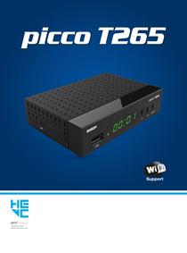 EDISION PICCO T265. ΝΕΟΣ, ΟΛΟΚΑΙΝΟΥΡΙΟΣ  DVB-T2 H265 HEVC ΔΕΚΤΗΣ!